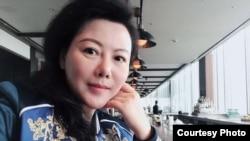 中国文化企业家、出版人耿潇男(耿潇男微博图片)