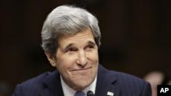 Tân ngoại trưởng Mỹ John Kerry.