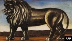 """ფიროსმანის """"შავი ლომი"""""""
