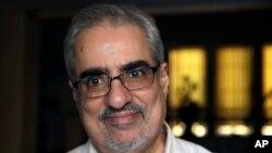 Pemimpin oposisi Bahrain, Ibrahim Sharif. (Foto: dok.)