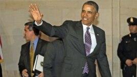 Presidenti Obama për herë të tretë në Kapitol