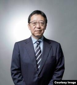 日本笹川和平基金会高级研究员渡部恒雄(照片提供: 渡部恒雄)