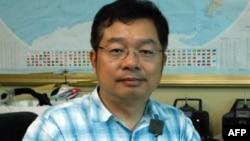 东莞电子业台商林鸿文