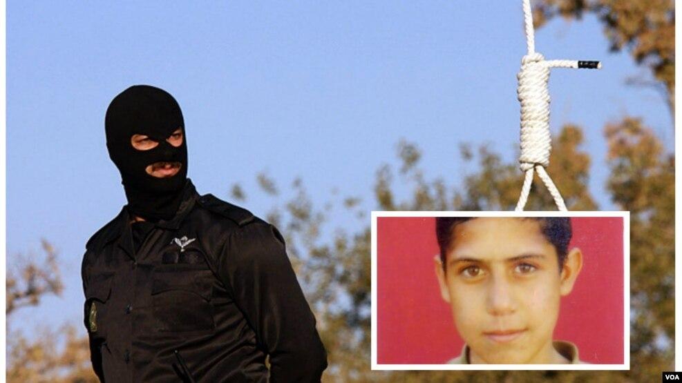 محمدرضا حدادی در آستانه اعدام