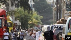 Ghasia mjini Mombasa baada ya kuuliwa kwa Imam Aboud Rogo