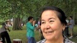 AQShda o'zbeklar sayli/Uzbek picnic in Virginia