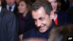 Bivši francuski predsednik Nikola Sarkozi