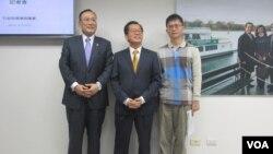台湾环保署呼吁北京政府停止打压
