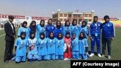 تیم منتخب بانوان هرات