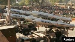 بھارت کا سپر سونک کروز میزائل براھموس