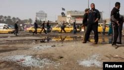 9일 이라크 바그다드의 이슬람 시아파 지구인 카드하미야 마을에서 자살폭탄 공격이 발생했다.