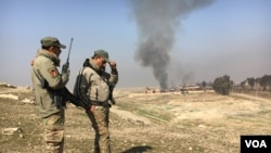 US-backed Iraqi Forces Retake Mosul Airport