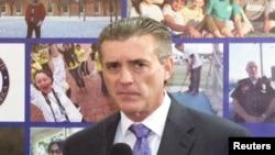 امریکی سفیر رچرڈ اولسن