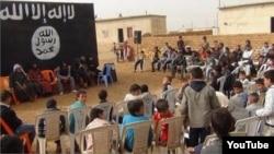 داعش په خپلو مدرسو کې ځوانانو ته د ځانمرګي برید چل هم ښيي