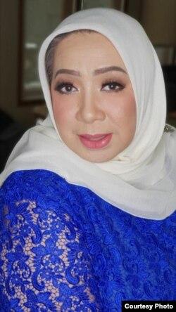 Maya Tahir Utomo (Foto: dok. pribadi).
