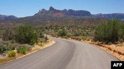 Bang Arizona miền tây Hoa Kỳ