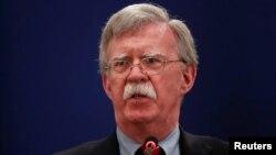 존 볼튼 백악관 국가안보보좌관.