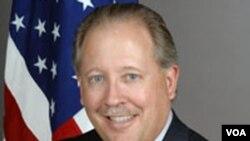 El embajador Thomas Shannon asumirá en la embajada en Brasília en pocos días.