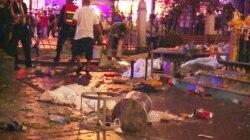 VOA Bangkok Correspondent Steve Herman talks to Pete Heinlein about the bomb blast