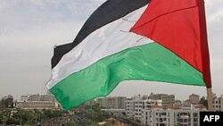 Prizor sa proslave 24. godišnjice palestinske organizacije Hamas, 14. decembra 2011. u Gaza Sitiju.