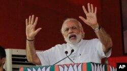 Thủ tướng Ấn Độ Narendra Modi. (Ảnh tư liệu)