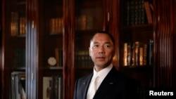 Miliarder China Guo Wengui