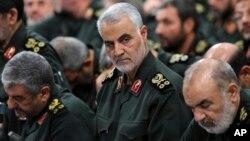 Revolutionary Guard Gen. Qassem Soleimani.