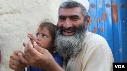 نخستین مورد مثبت پولیو سال ۲۰۲۱ میلادی در ولایت غزنی به ثبت رسید