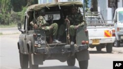 Situasi keamanan di Mombasa akhirnya berhasil dipulihkan setelah terjadi demontsrasi meluas akibat dibunuhnya Ustad Aboud Rogo Mohamed Senin Lalu (foto, 29/8/2012).