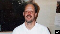 미국 라스베이거스 총기난사 사건 범인 스티븐 패독. 패독은 현장에서 자살했다. 동생 에릭 패독이 제공한 사진이다.