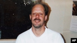 FILE - This undated photo provided by Eric Paddock shows his brother, Las Vegas gunman Stephen Paddock. Stephen Paddock opened fire on the Route 91 Harvest Festival, Oct. 1, 2017, killing dozens and wounding hundreds.