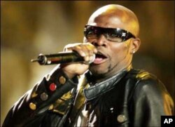 One of South Africa's biggest kwaito stars, Mandoza