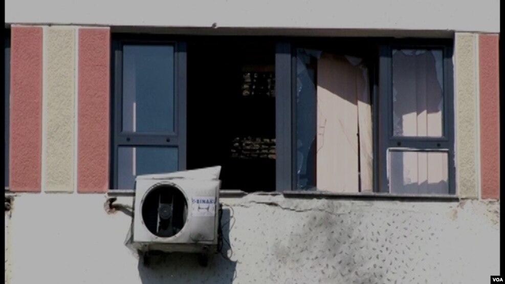 Arrestime për sulmin në parlamentin e Kosovës