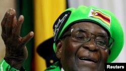 Umnumzana Robert Mugabe