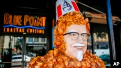KFC Partners with Adult Swim in San Diego