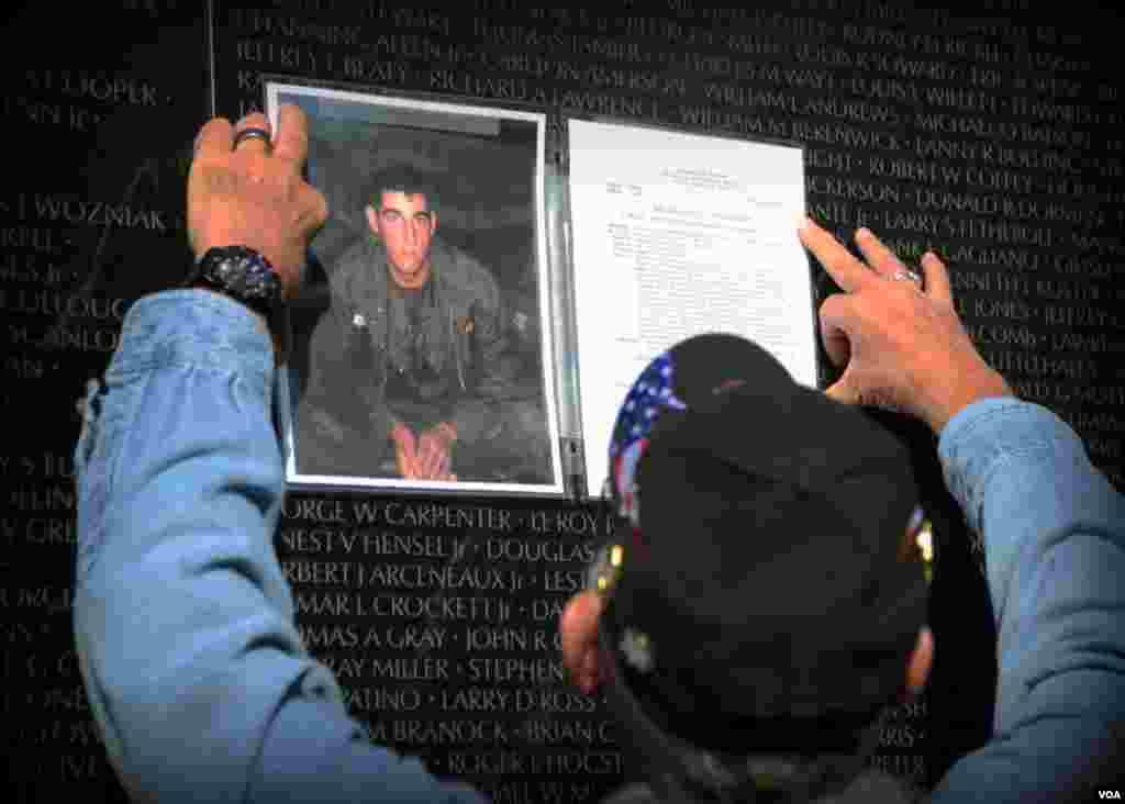 Фамилия и фото погибшего брата