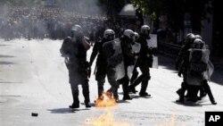 Афины. 26 сентября 2012 г.