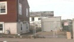 Daminificados de Sandy temen posible impacto del abismo fiscal