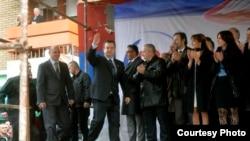 Thủ tướng Serbia Ivica Dacic kêu gọi cử tri người Serbia ở Kosovo đi bỏ phiếu.