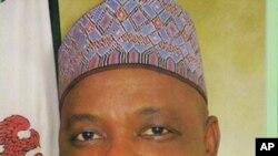 Architect Mohammed Namadi Sambo