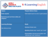 Let's Learn English - Level 1 - Lesson 25