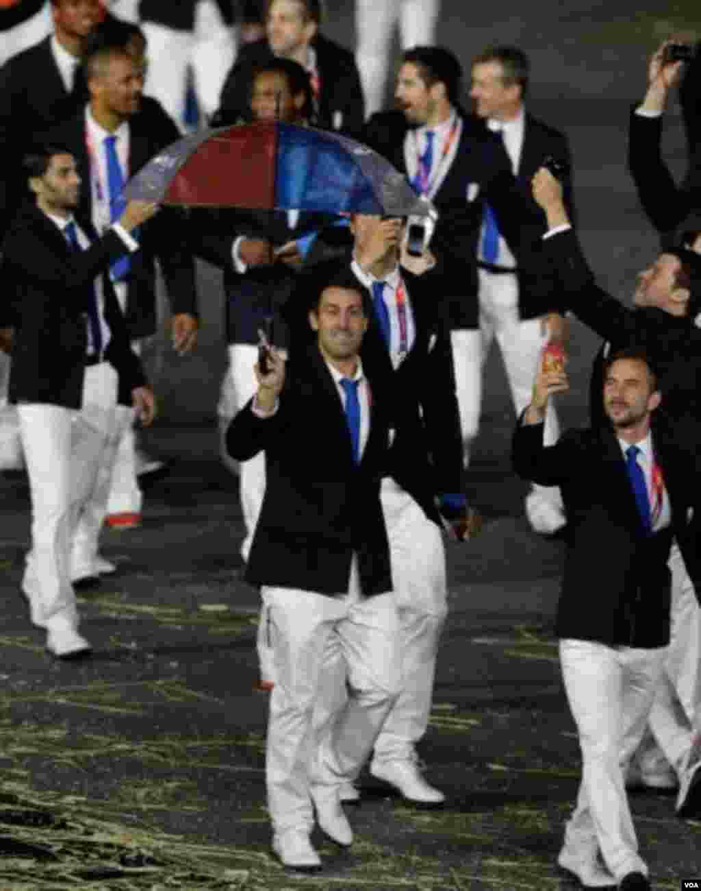 Fransanın Olimpiya komandası
