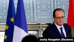 Le président Francois Hollande sera au rendez-vous du sommet de la francophonie à Dakar, au Sénégal (Reuters)