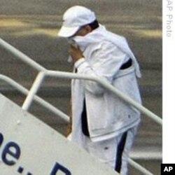 Le Libyen al-Megrahi emprunt un vol à destination de son pays après sa libération