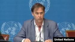 Речник Комісії ООН з прав людини Руперт Колвіл