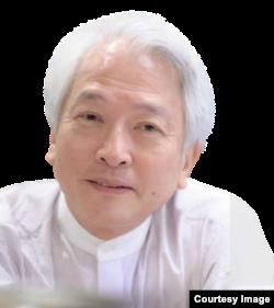 台灣知韓協會執行長朱立熙 (照片提供:朱立熙)