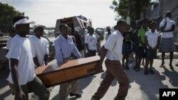 Số tử vong vì dịch tả tại Haiti đã tăng lên tới hơn 1.100 ca