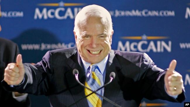 Đầu tháng Năm, đại sứ Việt Nam tại Hoa Kỳ Phạm Quang Vinh từng tiếp xúc với Thượng nghị sĩ John McCain.