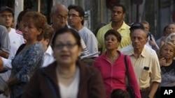 Segurança Máxima nas Legislativas na Venezuela