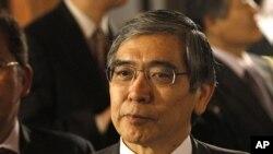 Presiden Bank Pembangunan Asia (ADB) Haruhiko Kuroda (foto: dok)